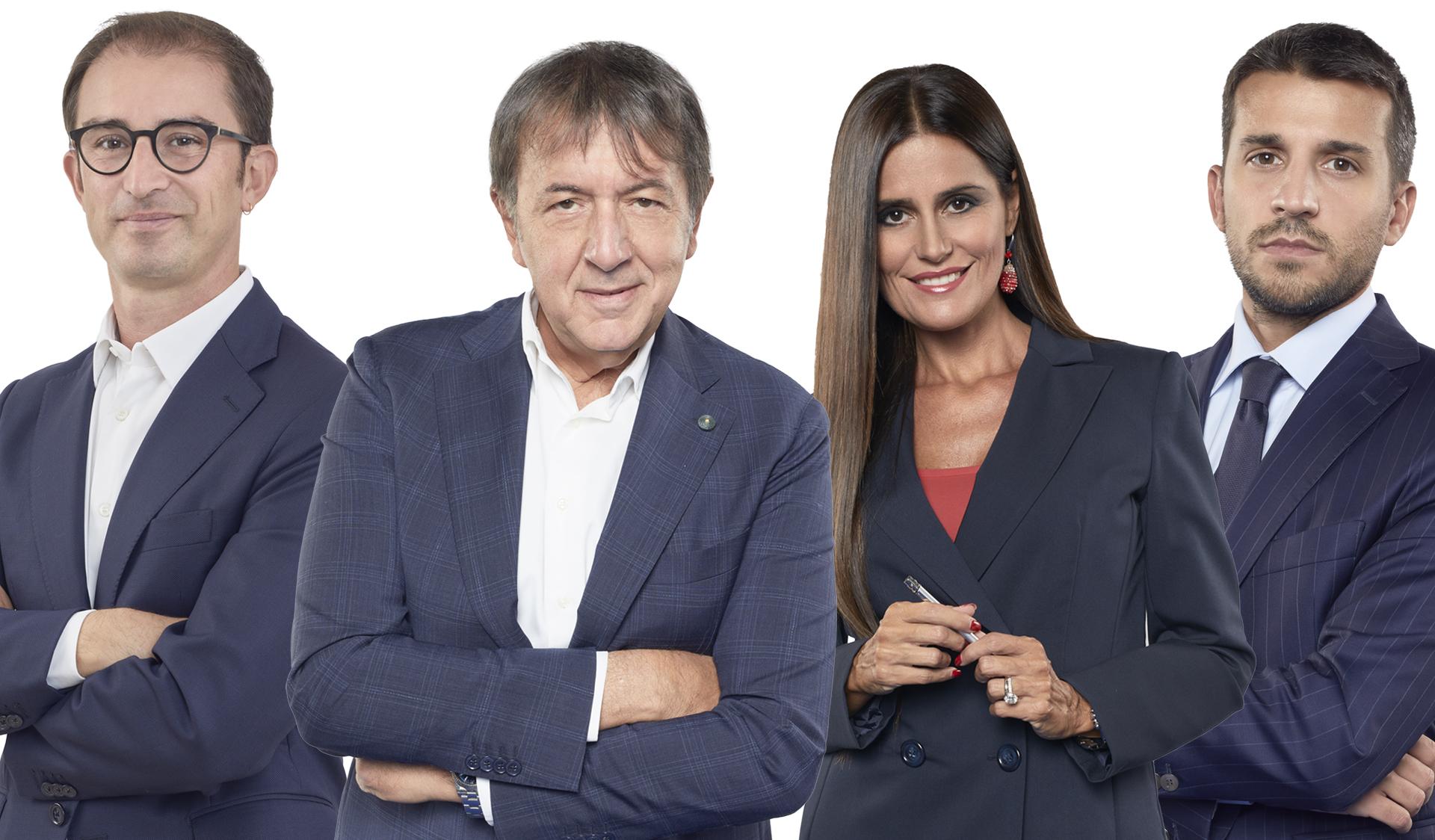 Redazione 12 TV Parma
